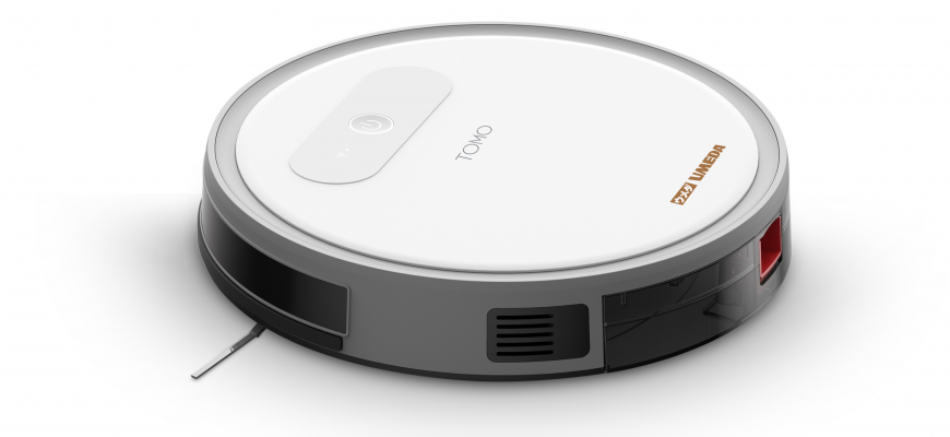 TOMO SMART ROBOTIC VACUUM CLEANER