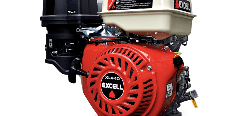 XL-SERIES GASOLINE ENGINE